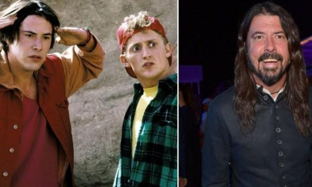 """Dave Grohl participará en """"Bill & Ted: Face The Music"""""""