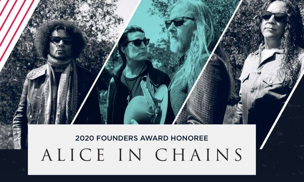 "Metallica, Korn y otras figuras del rock, juntos en homenaje a ""Alice in Chains"""