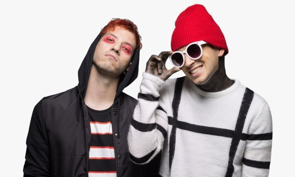 "Twenty One Pilots lanzan nuevo sencillo navideño ""Christmas Saves the Year"""