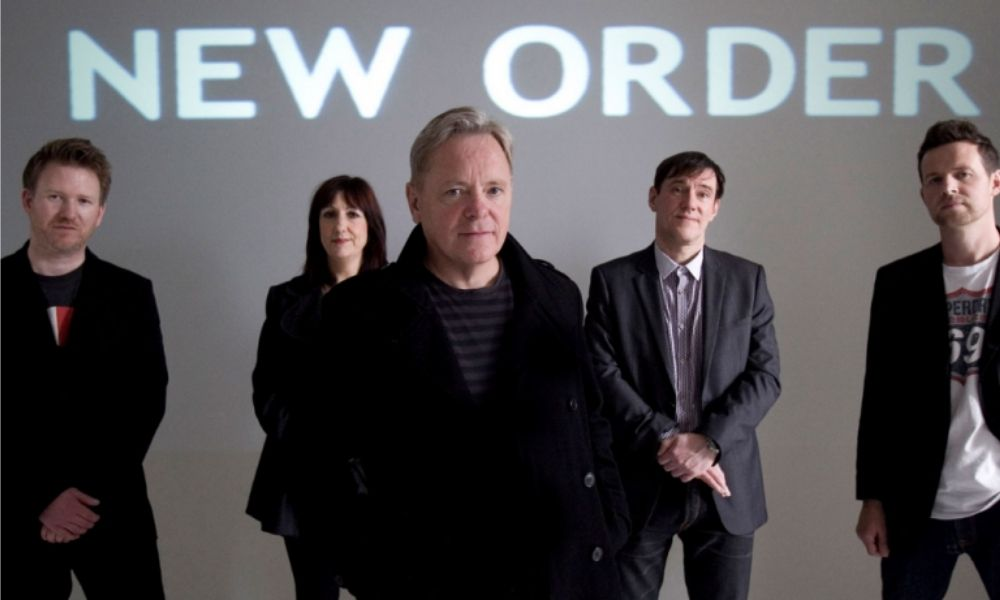 "New Order presenta video de su nuevo sencillo ""Be A Rebel"""